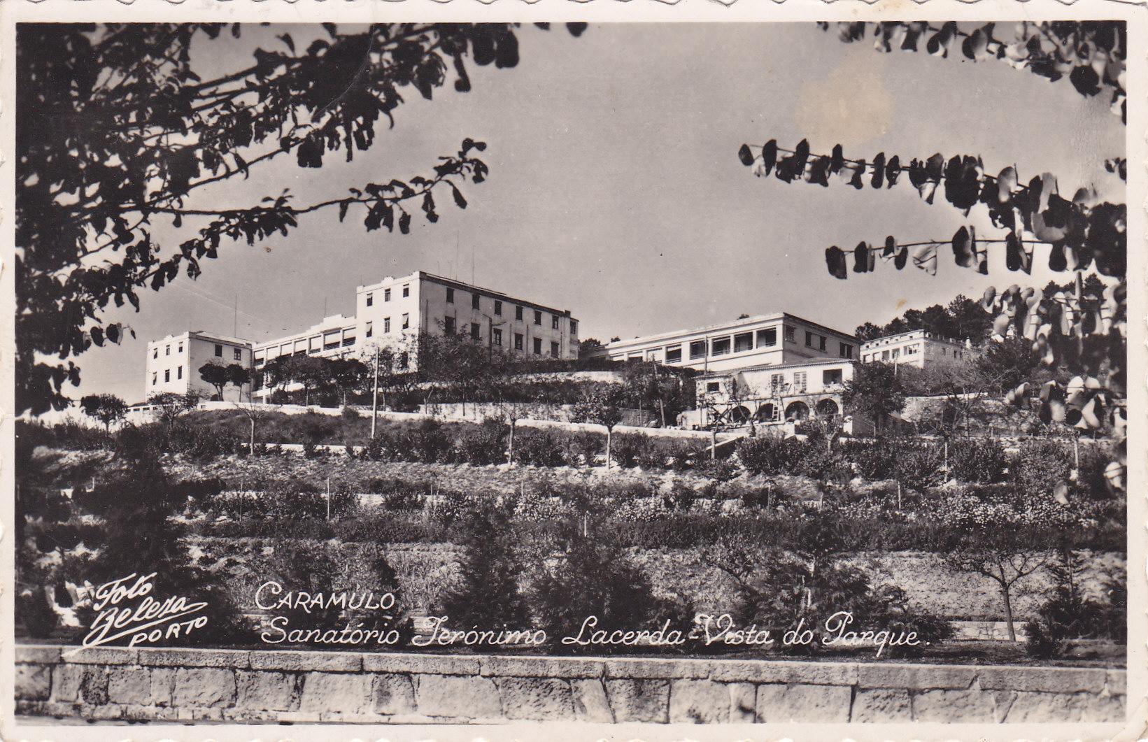 Grande Sanatório recente...