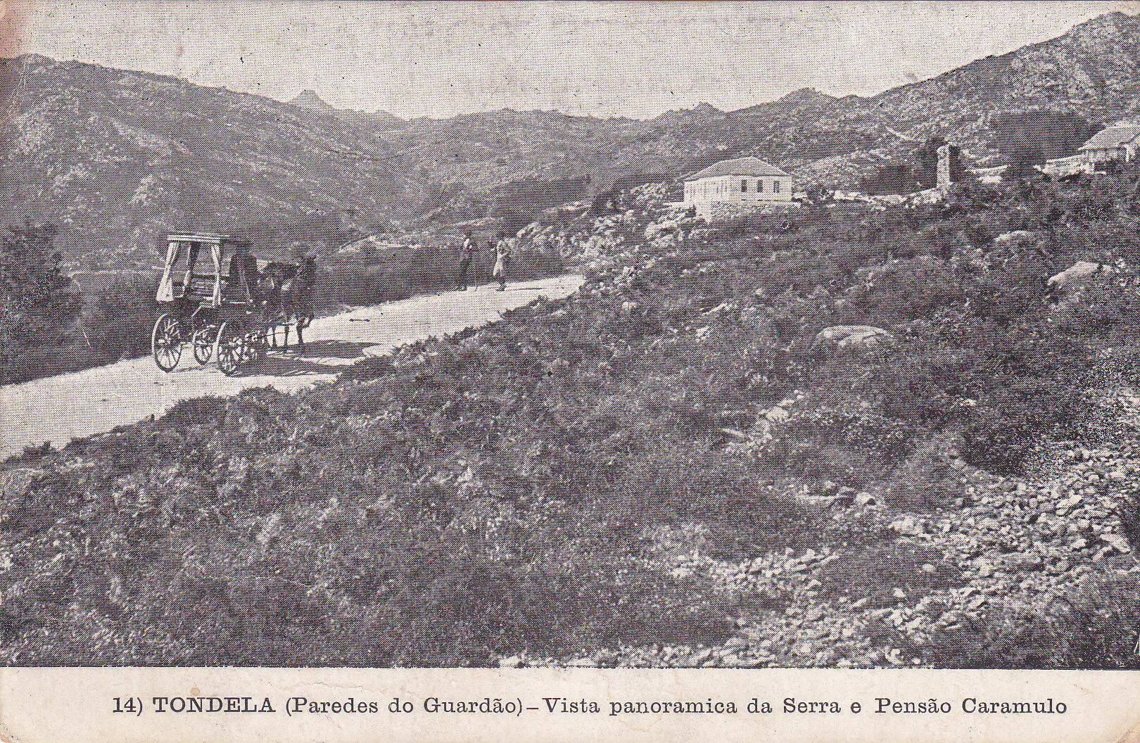 Sanatório Central em 1937