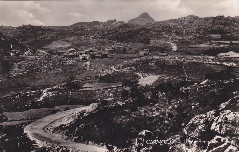 Um aspecto da Serra