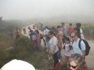Caminhada Pedagógica 13/07