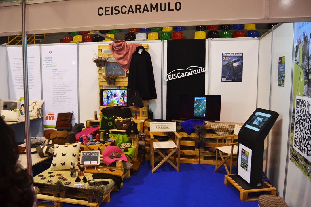 CEISCaramulo na FICTON 2016