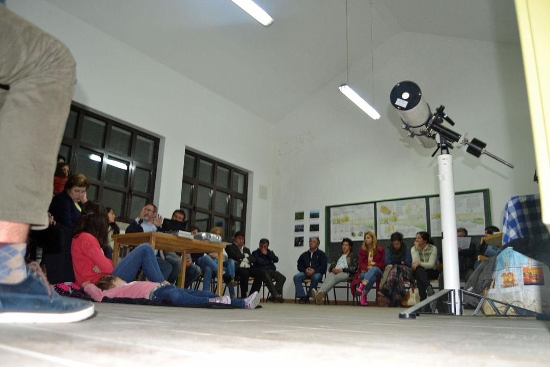 CEISCaramulo promove Observação Astronómica no Jueus